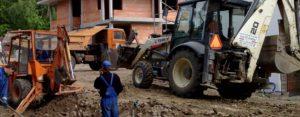 Prace drogi - kanaliza - woda - oferta